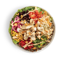 Southwest Chicken Grain Bowl