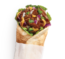 Rolled Pita - Philly Cheese Steak