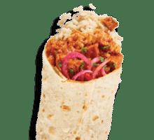 Butter Chicken Burrito